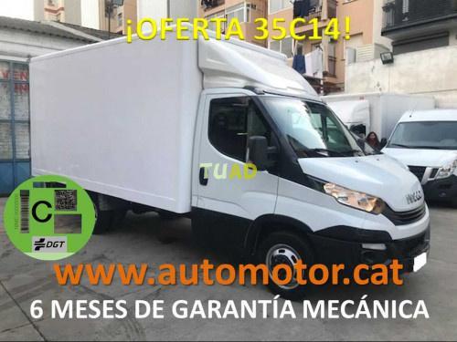 Iveco daily furgón 35c14 v 4100 h3 18.0 136