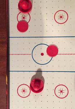 Juego de hockey