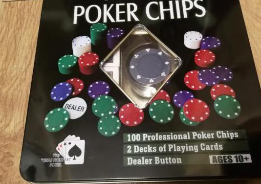 Juego de poker nuevo