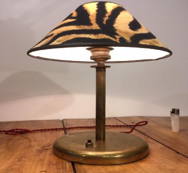 Lámpara de mesa antigua años 30