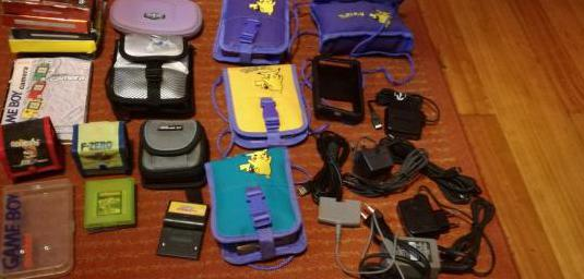 Lote Gameboy