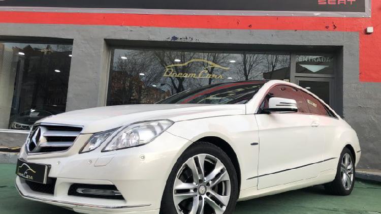 Mercedes-benz clase e 200 cgi be avantgarde aut.
