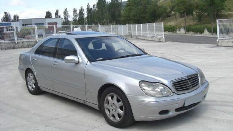 Mercedes-benz clase s mercedes 400 diesel de 5 puertas