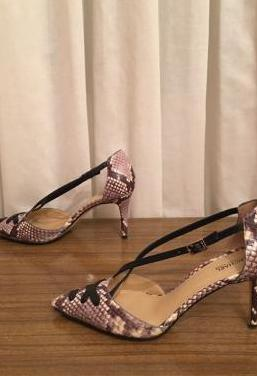 Michael kors - zapatos tacon mujer