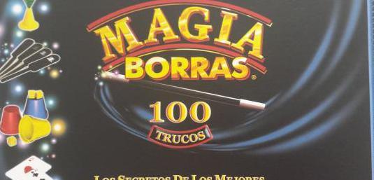 Magia borras 100