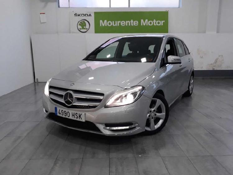 Mercedes-benz clase b 2013 diesel
