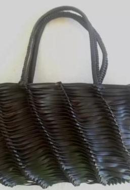 Nuevo bolso marrón con dos asas