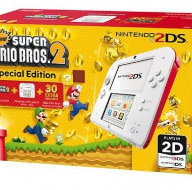 Nintendo 2ds supermario bros 2 nueva en su caja