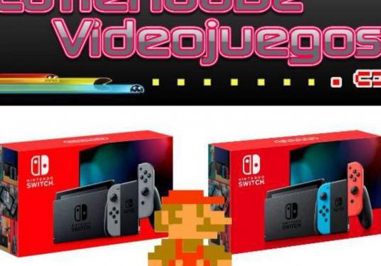 Nintendo switch 2019 pack mario