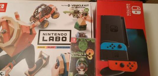 Nintendo switch nuevo modelo