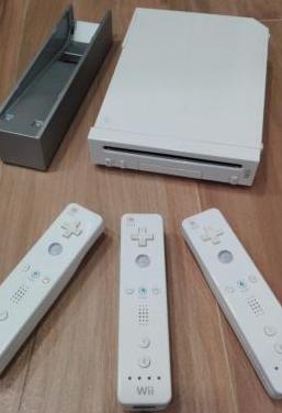 Nintendo wii accesorios 4 juegos