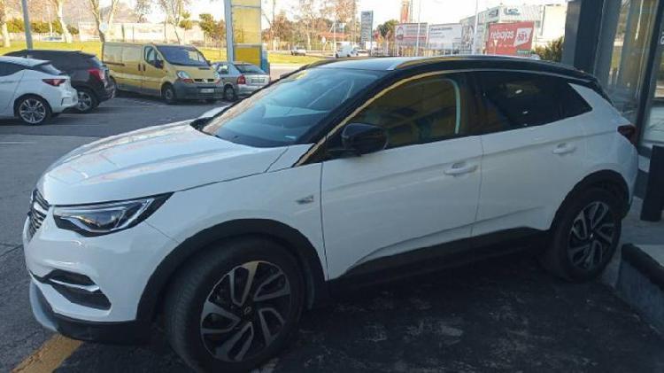 Opel grandland x 2.0cdti s&s ultimate at8 180