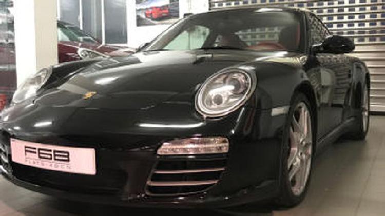 Porsche 911 997 carrera 4s coupé approved hasta 07/2020