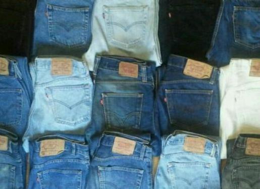 Pantalones levis 501
