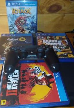 Playstation 4 como nueba