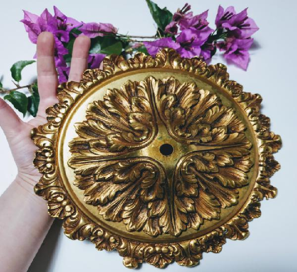 Preciosas piezas antiguas para decoración bronce antique