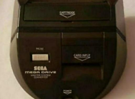 Sega master system converter