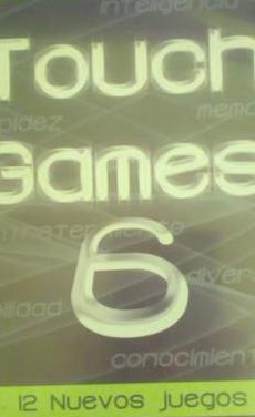 Touch games pc 12 juegos,vol 6