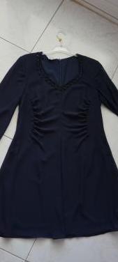 Vestido azul talla 42