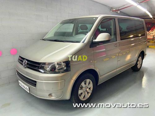 Volkswagen multivan 2.0 tdi *gps