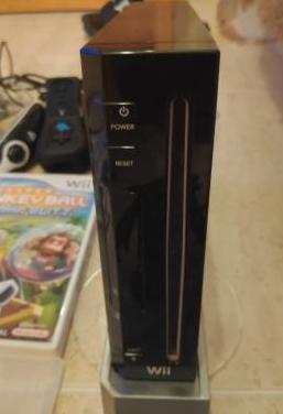 Wii. muy nueva