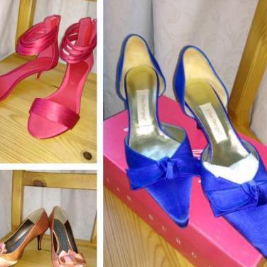 Zapatos para señora