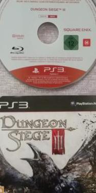 Dungeon siege 3 iii ps3 play3