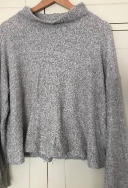 jersey gris gordito