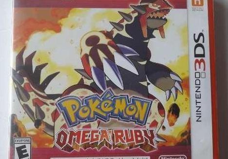 Juegos pokemon rubi omega y zafiro alfa