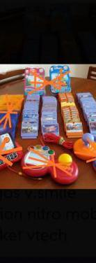 Juegos v.smile motion nitro mobigo pocket vtech