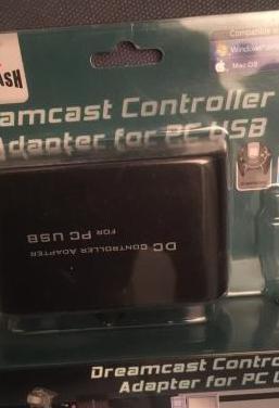 Mandos de dreamcast a pc o ps3