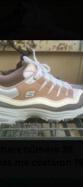 zapatillas Skechers número 39