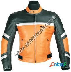 Avelgem chaqueta cuero ref049