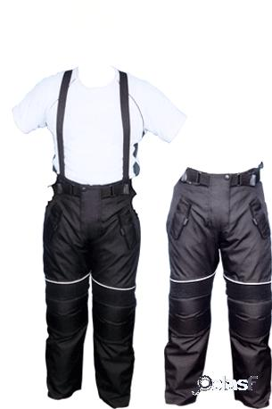 Pantalon de cordura con tirantes desmontablesTP2022