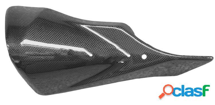 Escudo de calor. motos suzuki gsxr 750 l1 del 2011.