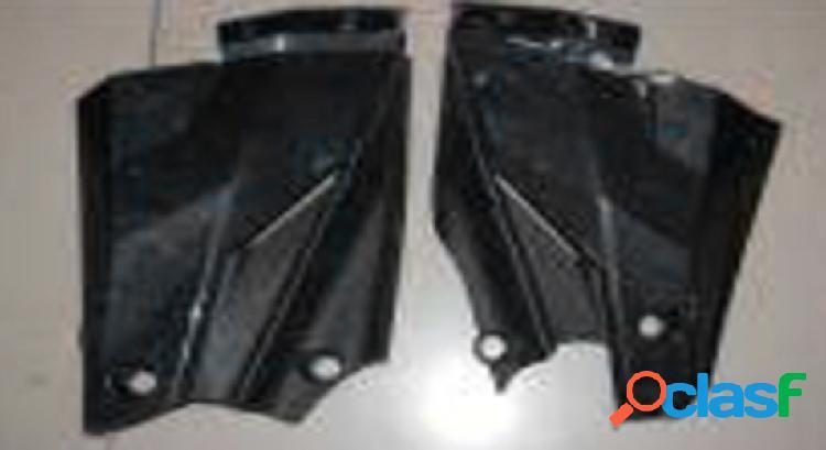 Carenado front. inferior para motos ducati streetfighter y streetfighter s, 2009-2011.