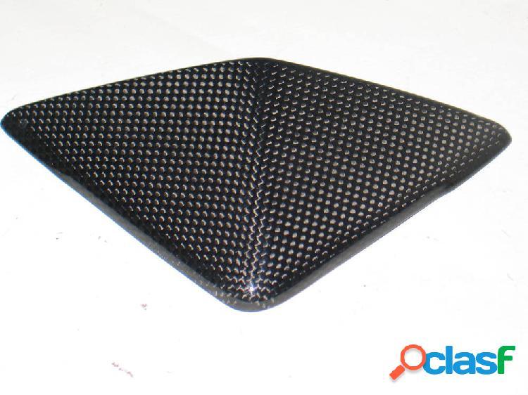 Cubierta frontal -de carbono-. ducati hypermotard 1100.