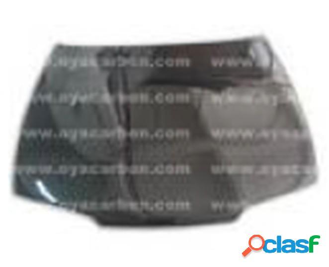Capota, fibra carbono OEM-Style. Coche Nissan S14 '94.