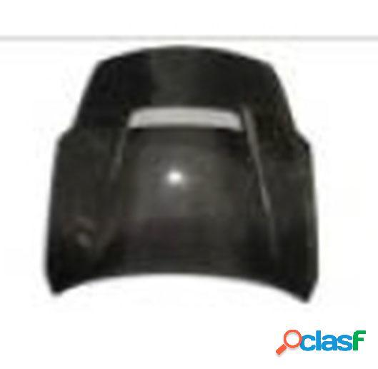 Cubierta vsii-style. coche nissan 350z '07, fibra de carbono