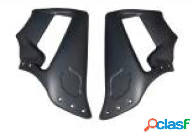 Paneles de fibra de carbono, laterales. motos harley davidson vrscf v-rod muscle.