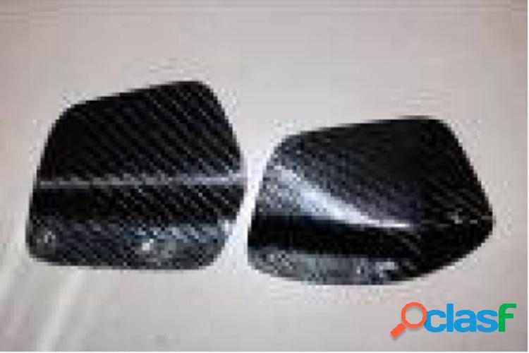 Protectores de estribera gilles de fibra de carbono para motos suzuki gsxr 1000