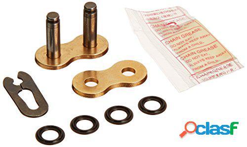 Conexión de links x anillo de oro supletoria de servicio pesado para moto 520xhx primavera 5 piezas