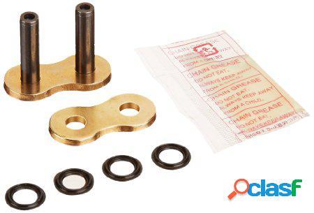 Conexión de links x anillo de oro supletoria de servicio pesado para moto 525xhx remache de 5 piezas