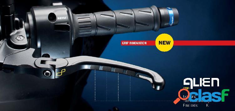 Honda cbr 600 f (2011-2013) maneta alien embrague abatible para soporte original lightech
