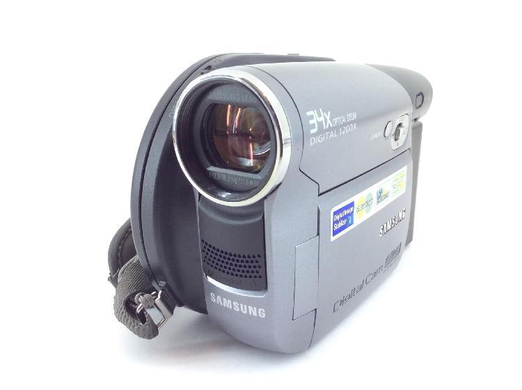 21 % videocamara digital samsung vp dc171