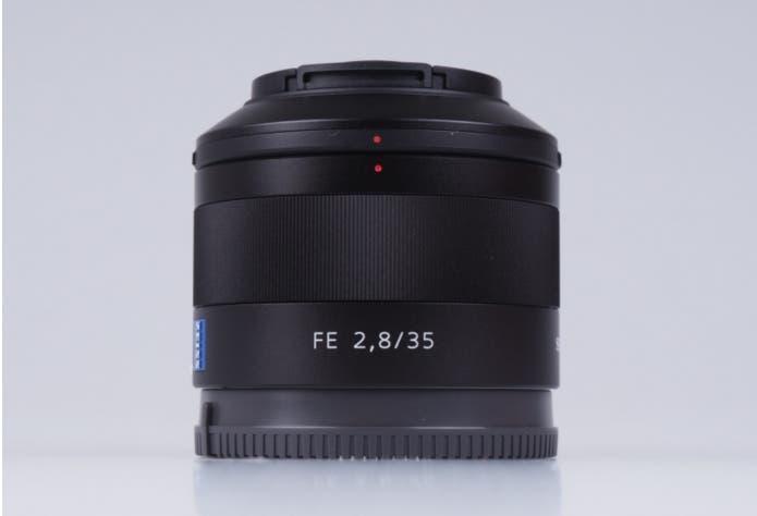 35 mm zeiss full frame