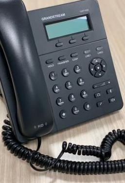 4 teléfonos ip. grandstream gxp-1405