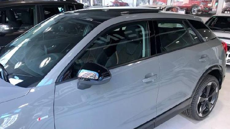 Audi q2 1.6tdi untaggable edition gps led rotor 19''