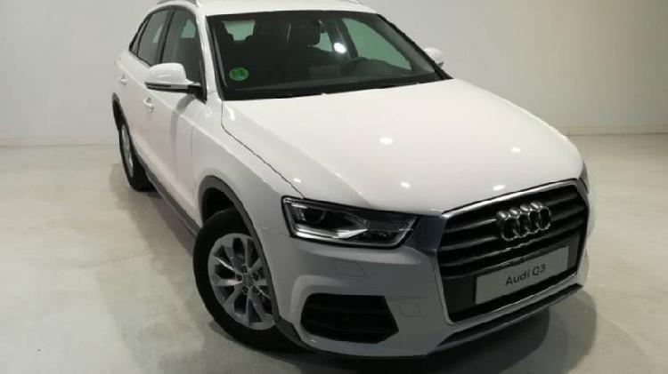 Audi q3 2.0tdi design edition s tronic 110kw