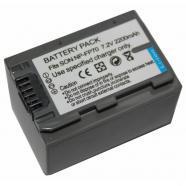 Batería para sony np-fp30